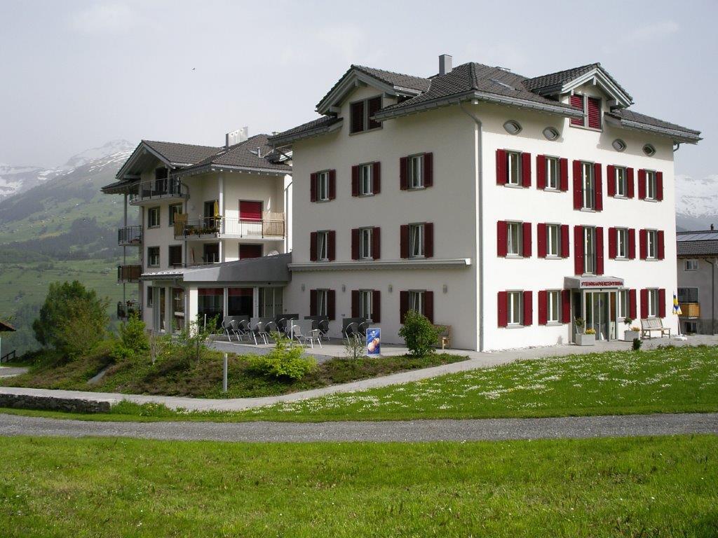 Steinhauser Zentrum Sommer